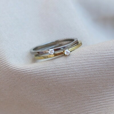 If you prefer just one every day ring, choose a ring that is beautiful and skin friendly. See all our rings on blomdahl.com 🥰  Du vet väl att du kan beställa alla våra smycken direkt på hemsidan för leverans till Sverige och Danmark! 🎁  #feelgoodjewellery #allergivänliga #smycken #nickelfria #örhängen #halsband #armband #smyckenonline #tidlösdesign #madeinsweden #jewellery #jewelry #inspo