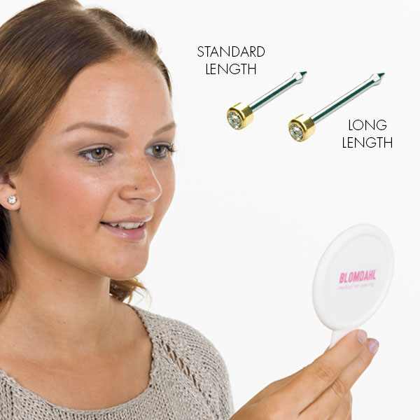 Nose Piercing Blomdahl Medical