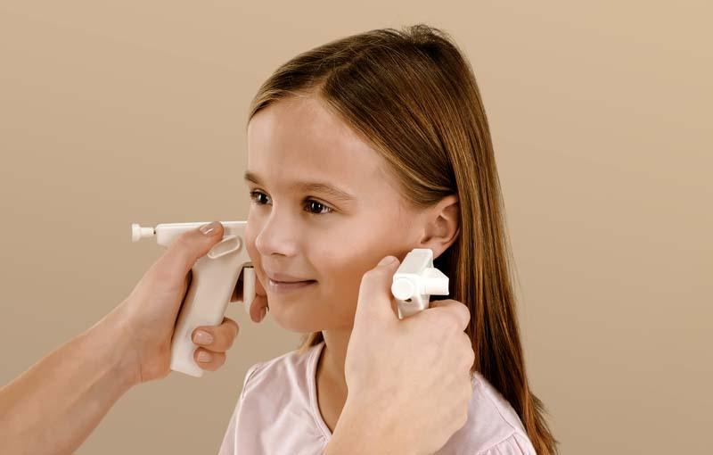 3. Sterile piercing
