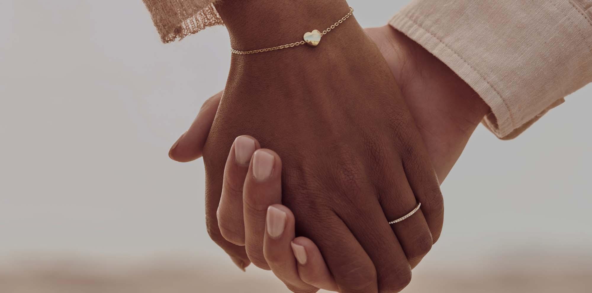 Caring jewellery