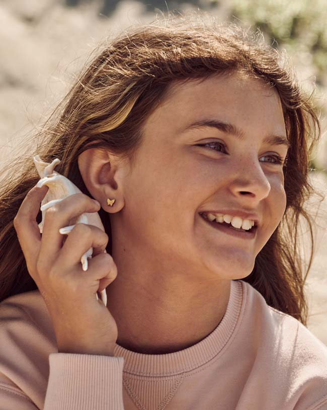 Skin friendly jewellery for children