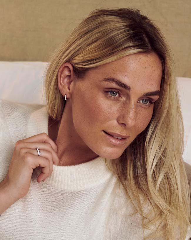 Skin friendly jewellery for women